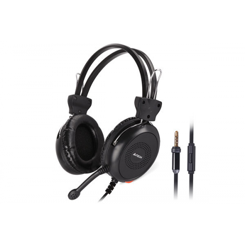 A4tech HS30 3.5mm Headphone Black
