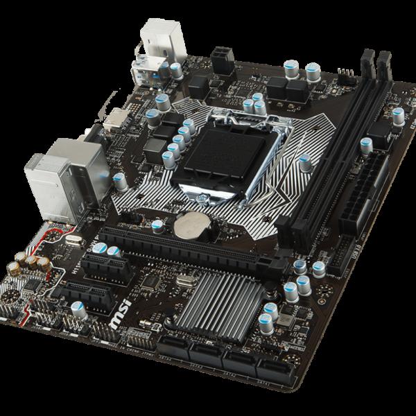 MSI H110M PRO VH PLUS Motherboard