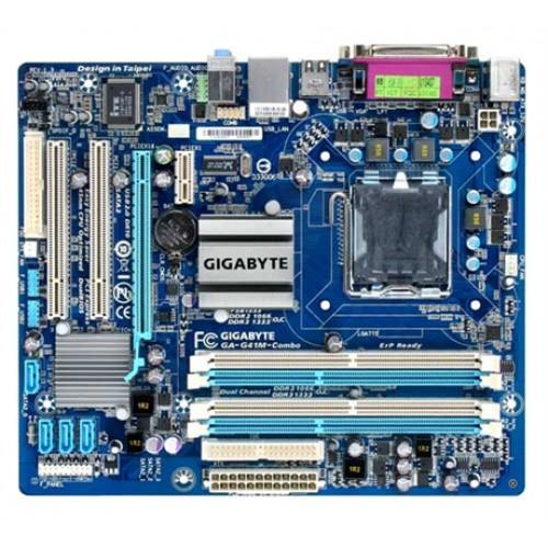 Gigabyte GA-G41M-Combo Motherboard