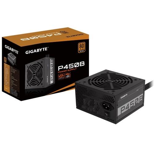 Gigabyte P450B 450W 80 Plus Bronze Certified Power Supply