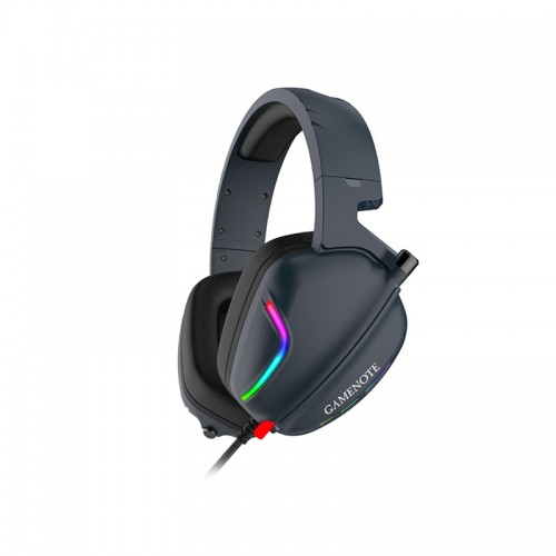 Havit H2019U Game Note USB 7.1 Surround Sound RGB Gaming Headphone Black