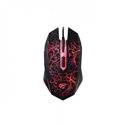 Havit MS691 Ergonomic RGB Gaming Mouse