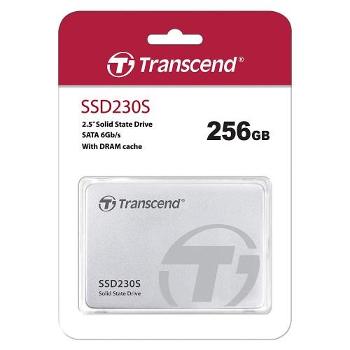 Transcend 230S 256GB 2.5 Inch SATA III SSD