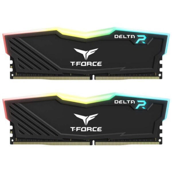 Team Delta RGB 32 GB (2 x 16 GB) DDR4 3200Mhz Desktop RAM