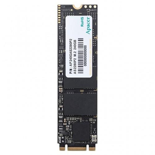 Apacer AS2280P2 120GB M.2 2280 NVMe PCIe SSD