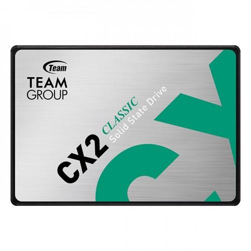 """TEAM CX2 2.5"""" SATA 256GB SSD"""