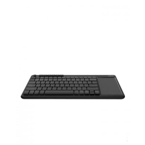 Rapoo K2600 Wireless Touch Pad Black Keyboard with Bangla