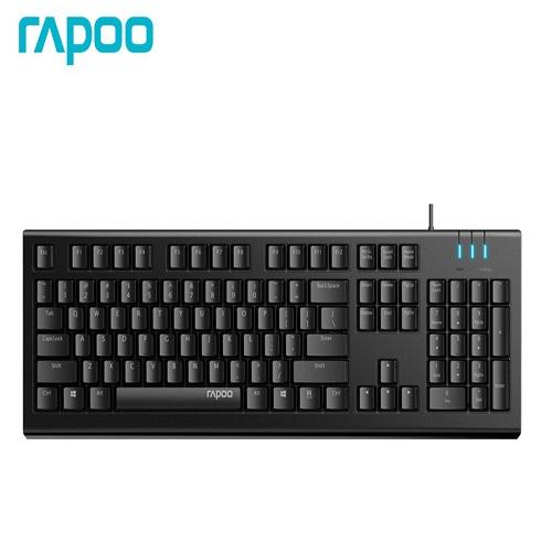 Rapoo NK1800 Wired USB Keyboard