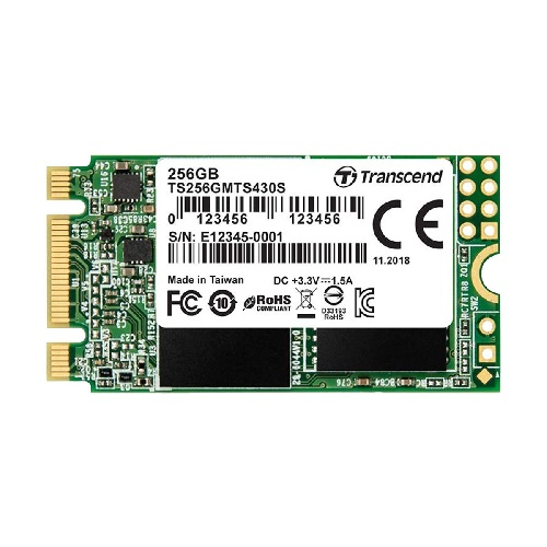 Transcend 430S 256GB M.2 SSD