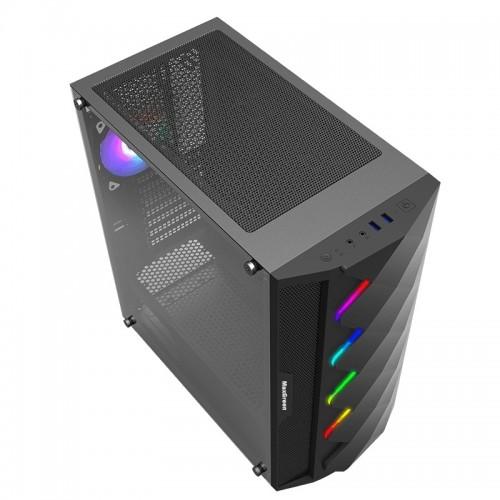 MaxGreen A361 RGB Mid Tower Casing