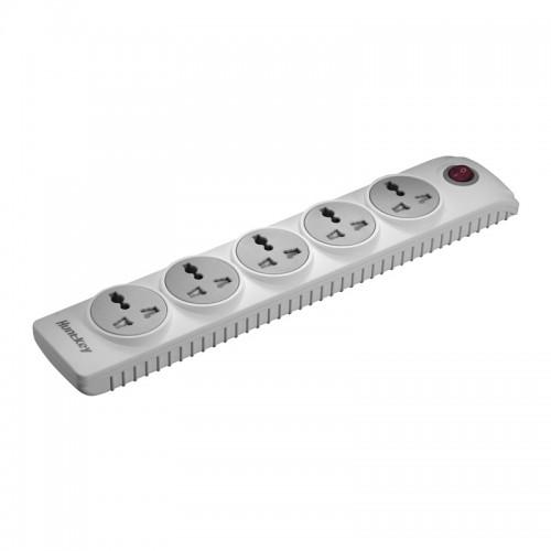 Huntkey SZN501 5 Port 3 Pin Power Strip