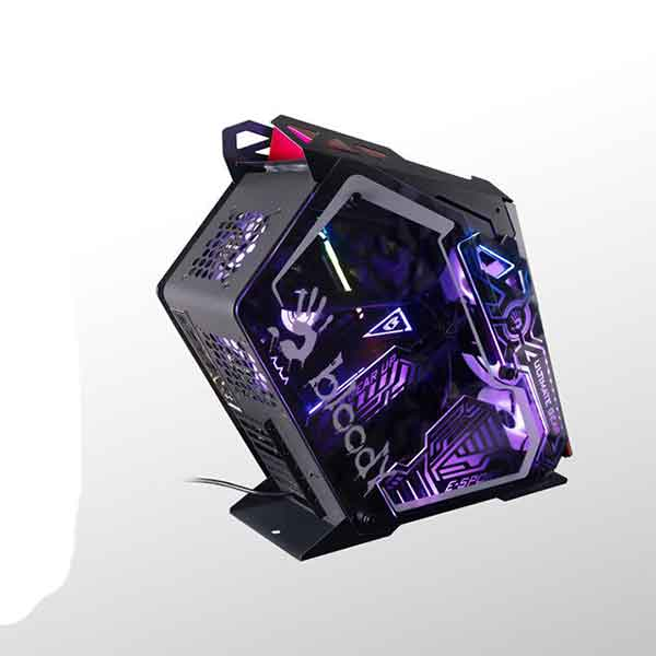 A4 Tech Bloody GH-30 ROGUE Mid Tower Gaming Casing